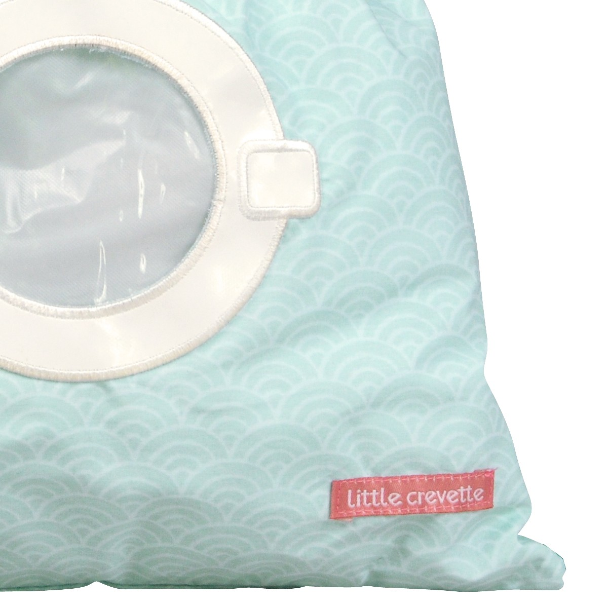 À Laver Crevette Sac Machine Original BleuLittle Linge dWrxBQoECe