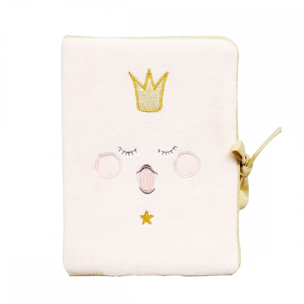 Protège-carnet de santé Princesse Swan