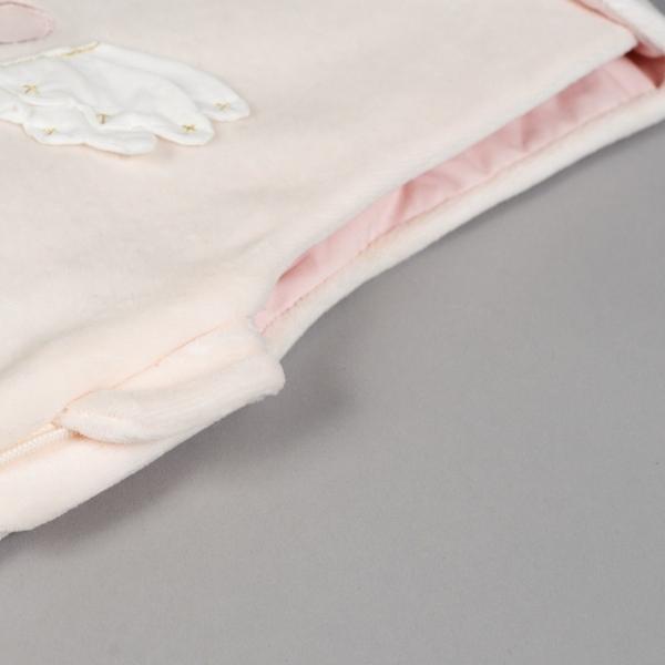 Gigoteuse coton bio Princesse Swan