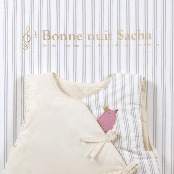 drap housse b b personnalis z phyr little crevette. Black Bedroom Furniture Sets. Home Design Ideas