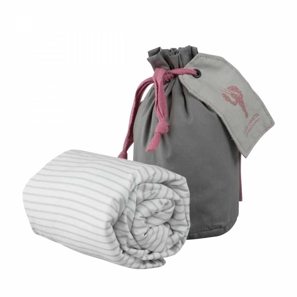 drap housse b b personnalis charlie little crevette. Black Bedroom Furniture Sets. Home Design Ideas