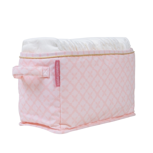Bac à couches Flamant rose
