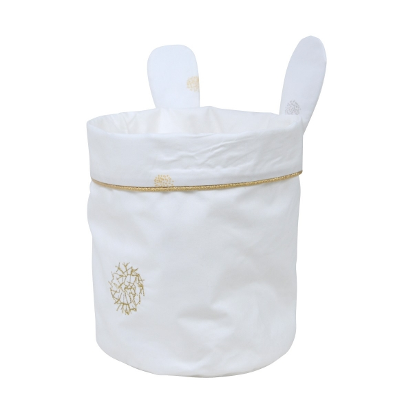 Panier de toilette Pompom