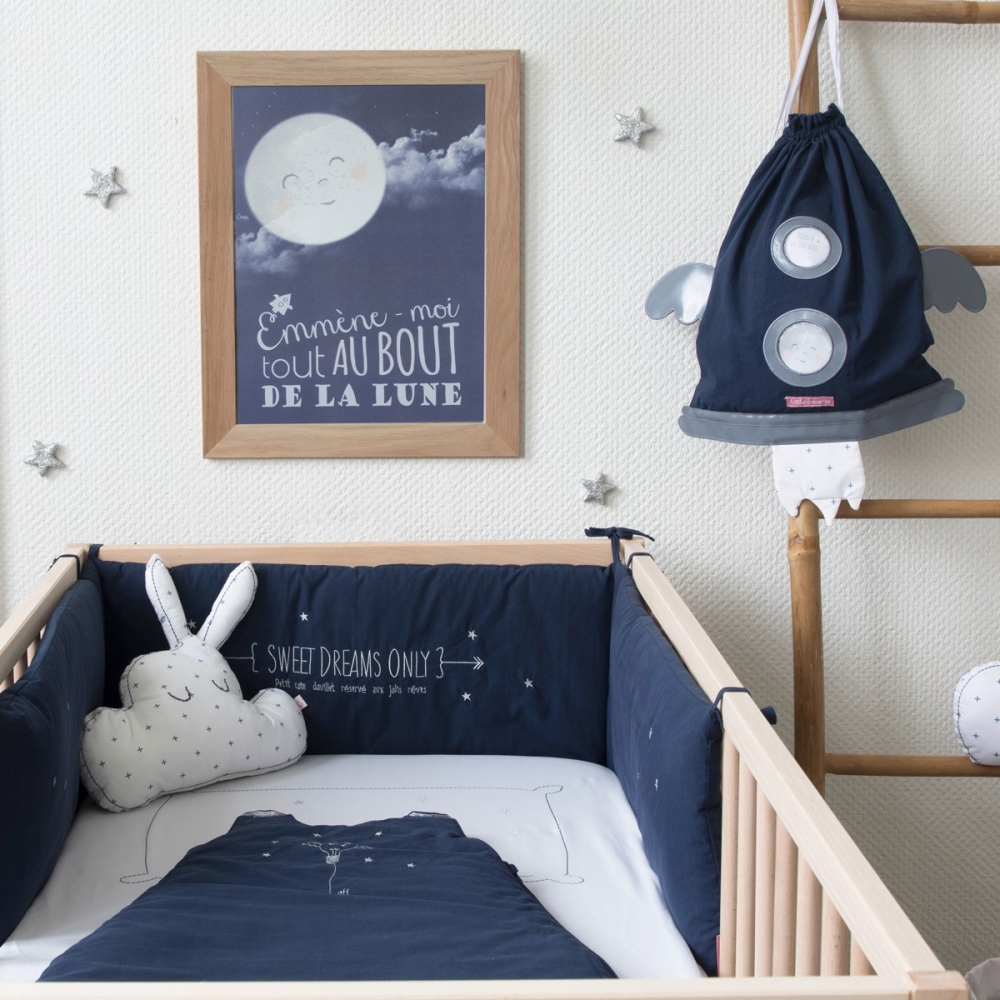 Ambiance sweet dreams bleue