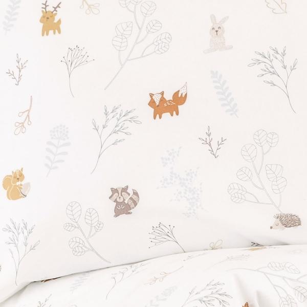 Parure de lit Dream Forest 100x140 cm