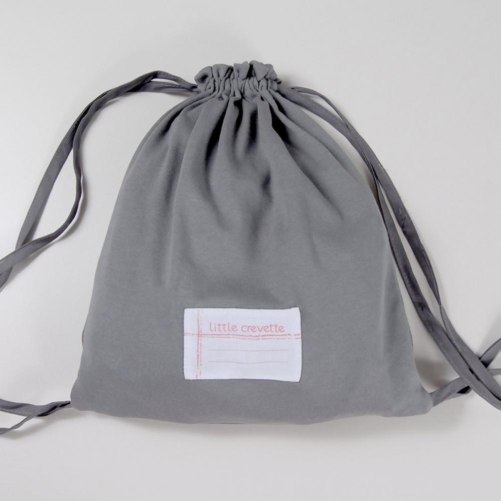 sac dos b b ailes d 39 ange sweet dreams little crevette. Black Bedroom Furniture Sets. Home Design Ideas