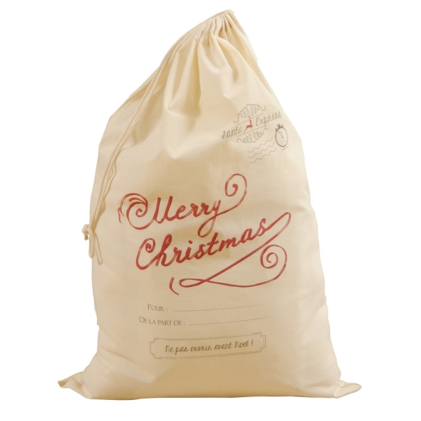 Cadeau Hotte de Noël