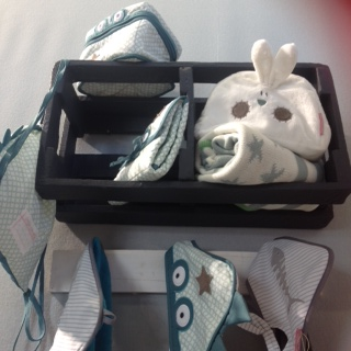 trousse de toilette enfant originales lapin et crocodile