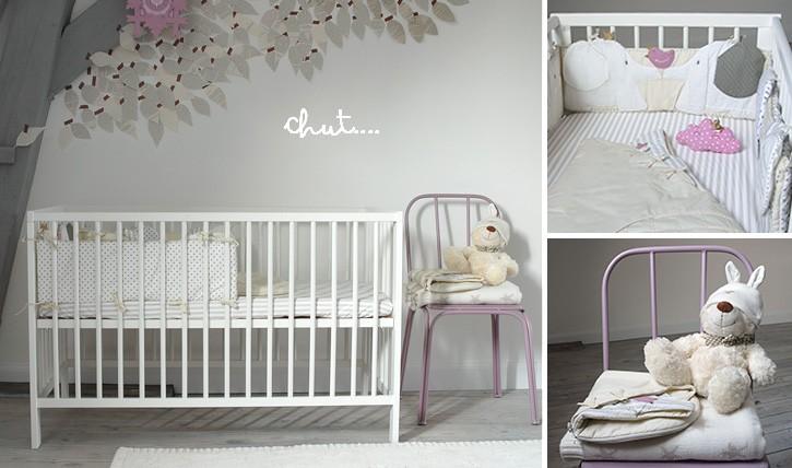 Favori Couverture bébé mixte à étoiles | Little Crevette HY42
